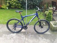 GENTS GT MOUNTAIN BIKE 21 GEARS SUSPENSION DISC BRAKES FRONT AND BACK