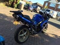 Triumph st 1050 motorbike .open to offers £3150.00 ONO