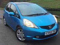 2009 Honda Jazz 1.4 i-vtec Ex