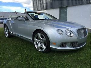 2012 Bentley Continental GTC Lease $1395