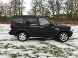 Land Rover Discovery 4 SDV6 HSE (black) 2011-10-19