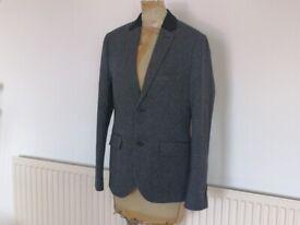 TOPMAN Spring / Autumn Gents Speckled Jacket. Size : 38 (S).