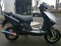 50 cc fully running