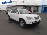 2012 GMC Acadia SLT-2 Leather All Wheel Drive, lots of space