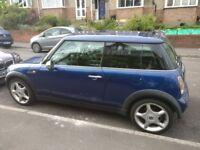 2001 Mini One (Blue)
