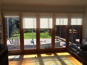 Bi-fold doors and blinds including bi-fold carver doors Hurlstone Park Canterbury Area Preview
