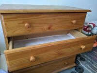 Chest of Drawers available FOR FREE