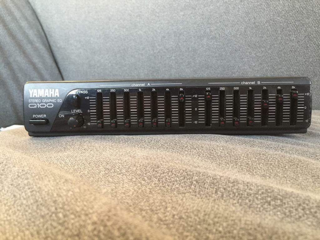 Yamaha Graphic Equalizer | in Great Barr, West Midlands