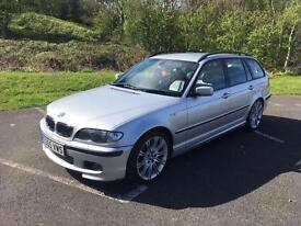 2005 BMW 330d MSPORT AUTO TOURING