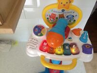 Vtech Sit to Stand Music Center Microphone