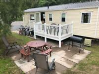 3 Bedroom Caravan Holiday Rental for hire at Tummel Valley Holiday Park, Tummel Bridge, Pitlochry