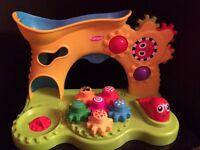 Playskool musical cogs and gears