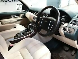 Range Rover Sp HSE - AUCTION VEHICLE