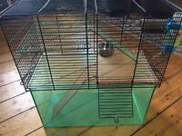 Gerbil/hamster cage for sale