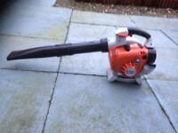 Sthil leaf blower + free quartz heater