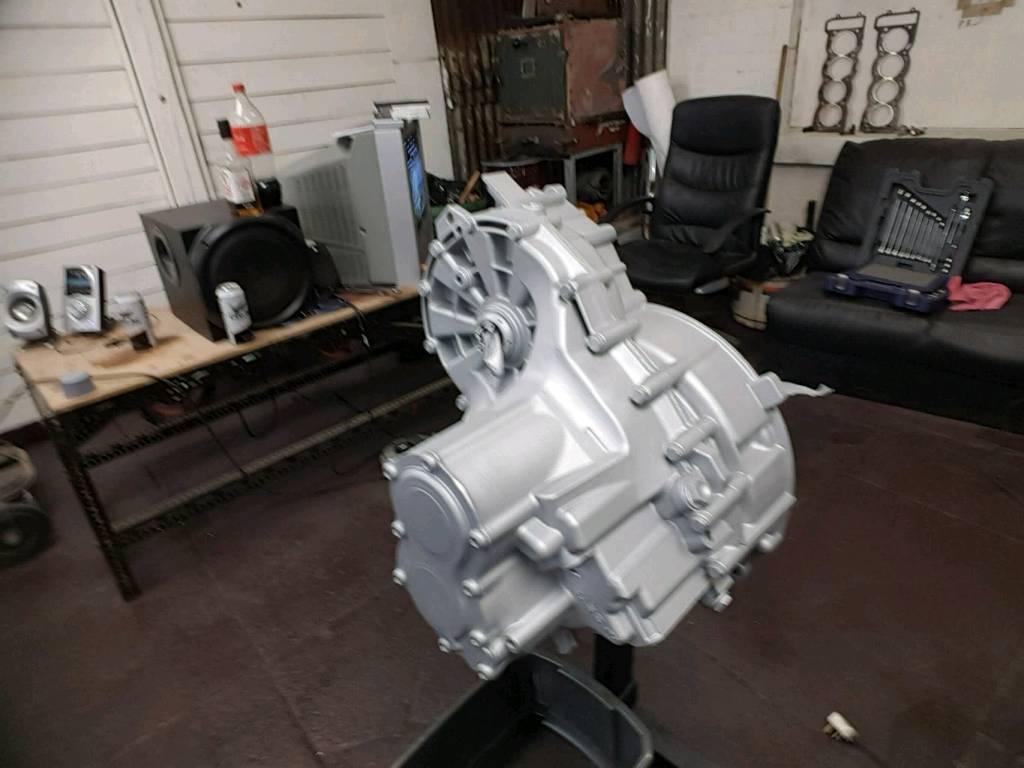 Vauxhall F28 Getrag 6 speed Gear box