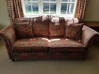 Sofa. Duresta 'Mayfair' Excellent condition. Only reason for sale change of colour scheme.