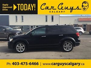 2014 Dodge Journey R/T AWD Leather, Sunroof