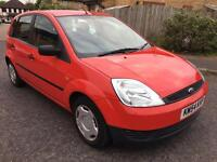 2005 Ford Fiesta, 1.2 + MOT Excellent Condition