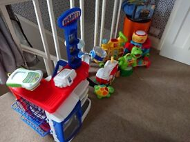 Loads of Toys all hardly used 2-4 year old