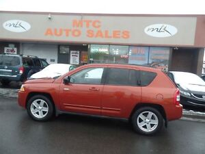 2010 Jeep Compass Sport/North, 4WD