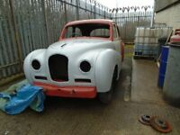 1954 Austin A40 for spares or repair
