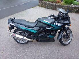 Kawasaki, GPZ, 2000, 498 (cc)