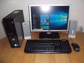 Dell Optiplex 745 SFF Dual-core Desktop/Tower PC with WIFI