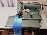 Consew Model 221 Industrial Blindstitch Sewing Machine