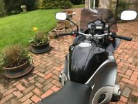 BMW R 1200cc ST Sept 2005 30,000 miles. Lovely bike to ride