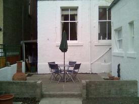 Morningside flat to rent