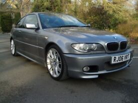 BMW 330cd ***FULL SERVICE HISTORY, 6 SPEED MANUAL ***