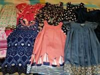 Party/ summer dress bundle 5-6y
