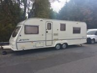 Caravan for sale very good condition inside and out side