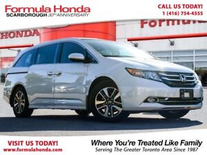2016 Honda Odyssey $100 PETROCAN CARD YEAR END SPECIAL!