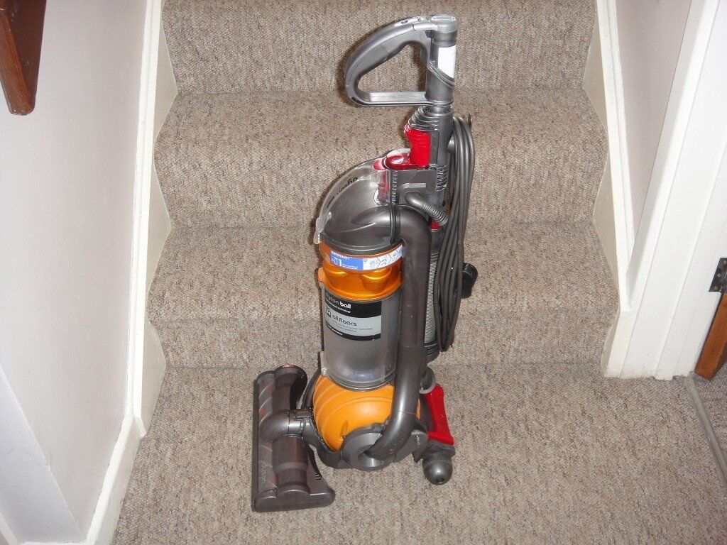 Dyson DC24 Ball Fully Cleaned For All Floors!!