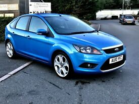 2010 Ford Focus 2.0 TDCi Titanium, High Spec, Only 41000 miles, Finance Available