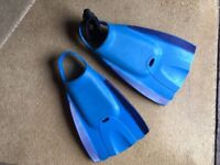 Bodyboarding fins - Size L - 8- 9 - great condition - £10 no offers