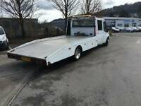 FORD TRANSIT MK 7 RECOVERY TRUCK CREW CAB SUPERB TRUCK!