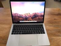 MacBook Pro 2017 13inch 4 months old with Apple store receipt