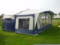 2006 Conway Cruiser Folding Camper