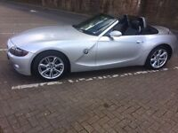 2004 BMW Z4 CONVERTIABLE 2.5 ROADSTER
