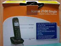 Cordless digital phone