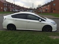Toyota Prius special edition 10th anniversary 61 plate, 65000 mileage, full service history.