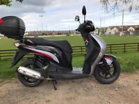 2010 Honda pes125i clean long mot £1099