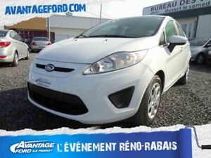 2013 FORD FIESTA SE/Certifie/Bluetooth/Mp3/Gr.Elect/Clean
