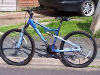 Opollo fs 26 famina LTD Mountain bike