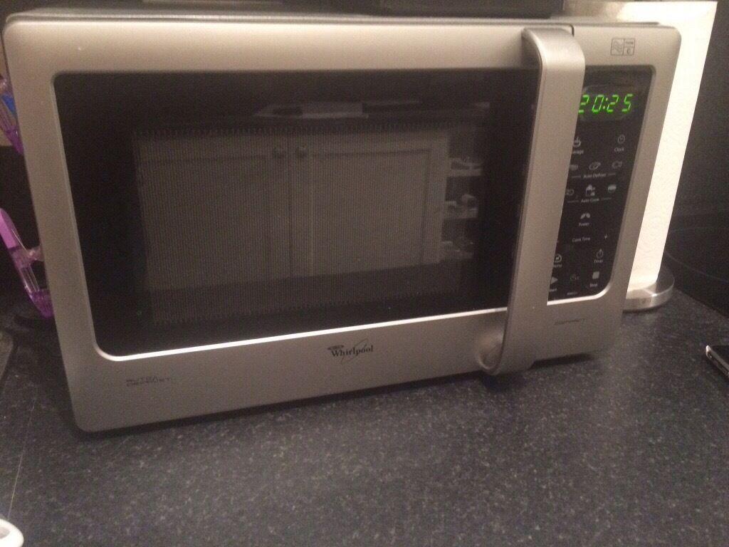 Whirlpool 700w microwave
