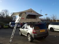 Ventura Deluxe 1.4 Roof Tent 2-3 Person Camping Expedition Overland 4x4 VW Camper Trailer RRP£1600