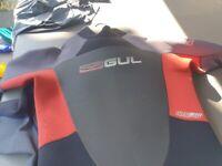 Gul gflex winter wetsuit